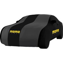 CC001LM - Cubre coches MOMO 001 Traspirable interior 1 capa Talla M hasta 407-432 cm largo total