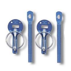 01606AA Cierre Seguridad Capo Sparco Azul