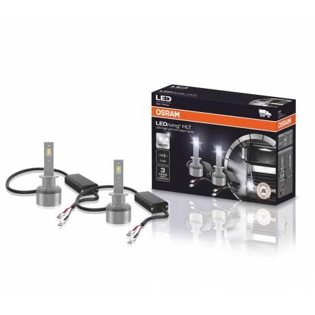 OSRAM LEDriving HLT, H1, lámparas LED para faros delanteros para camiones de 24 V, solo uso todoterreno, no ECE, caja plegable (