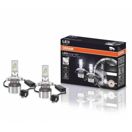 OSRAM LEDriving HLT, H4, lámparas LED para faros delanteros para camiones de 24 V, solo uso todoterreno, no ECE, caja plegable (