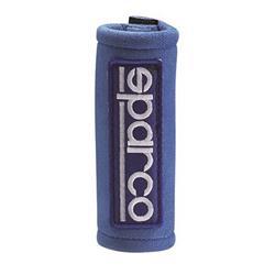 01099AZ Juego de 2 almohadillas Mini Sparco 01099Az Azul