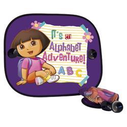 DOR5022 - Juego de 2 cortinillas Dora la Exploradora-