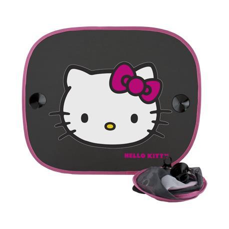 2 Cortinillas Hello Kitty