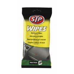 ST35020ML - STP 20 Toallitas Limpia salpicaderos mate.-
