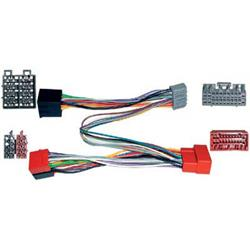 Conector doble ISO Chrysler/Jeep 02>