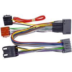 Conector doble ISO Chrysler, Jeep, Dodge 07>
