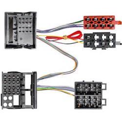 Conector doble ISO para Fiat scudo 2007>