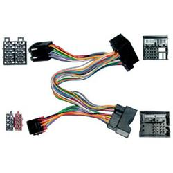 Conector doble ISO para Ford 2003> 40pines