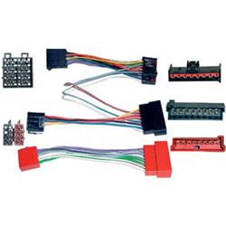 Conector doble ISO para Ford/Mazda