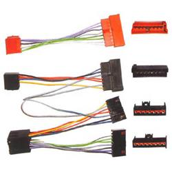 Conector doble ISO para Ford 7 pines