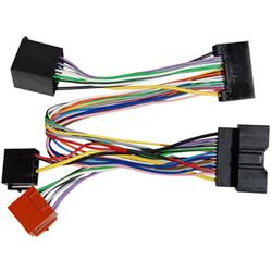 Conector doble ISO para Ford fiesta 2010>