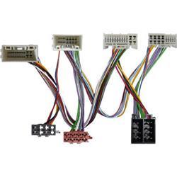 Conector doble iso para KIA 2010> HYUNDAI 2009 >