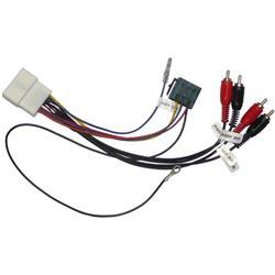 Conector Iso Para Nissan 2007> . Con Amplificacion .