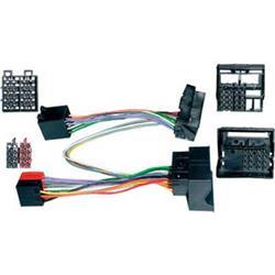 Conector doble ISO para OPEL (varios)