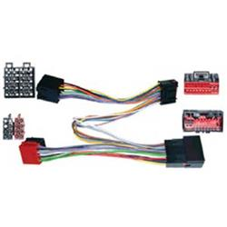 Conector doble ISO jaguar/land Rover