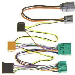 Conector doble ISO Volvo (varios) 2004>