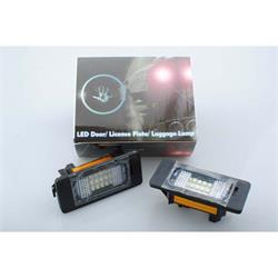 MT-CLP002 - Plafón de matrícula LED LD-135X