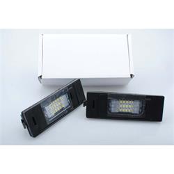 MT-CLP003 - Plafón de matrícula LED LD-16Z