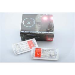 MT-CLP006 - Plafón de matrícula LED LD-E46-2D(46)