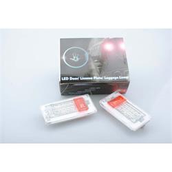 MT-CLP008 - Plafón de matrícula LED LD-MNP
