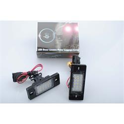 MT-CLP009 - Plafón de matrícula LED LP-PSK