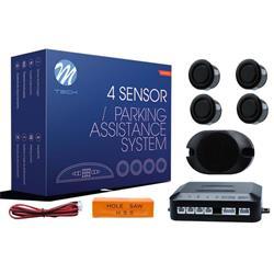 MT-CP17B - Sensor de aparcamiento CP17 buzzer + diam 18mm - negro