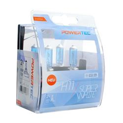 MT-PTZSW11-DUO - Powertec SuperWhite H11 bulb 12V DUO