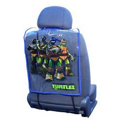"""TUR2014 - Protector asiento infantil Tortugas Ninja """"Turtle"""" azul-"""