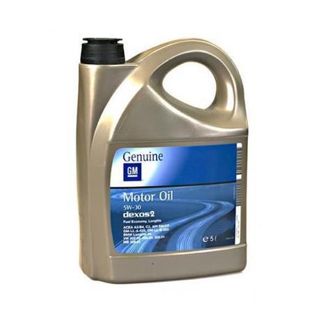 aceite lubricante coche opel gm dexos 2 5w30 5 litros. Black Bedroom Furniture Sets. Home Design Ideas