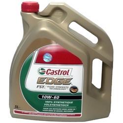 Aceite lubricante para coche Castrol Edge FST 10W60 BMW modelos M 5 litros.