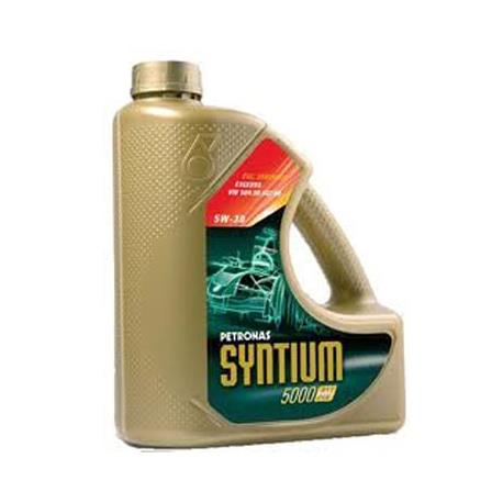 Aceite Lubricante coche Petronas Syntium 5000AV 50W30 5 litros