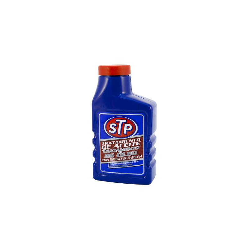 Oil treatment for petrol engines stp 300ml for Aceite motor gasolina