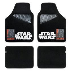 STW100 - Juego de 4 alfombras Star Wars Vader