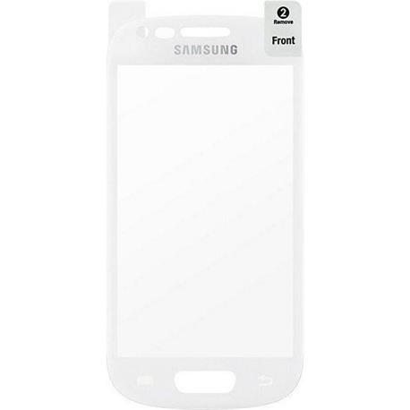 0e83e3867fe Samsung OSMETCG1M7BEGSTD - Protector de pantalla para Samsung Galaxy S3 Mini,  negro, transparente