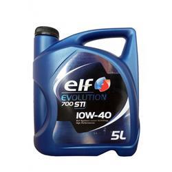 Aceite lubricante coche Elf Competition ST 10W40 5 litros.