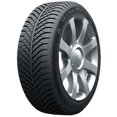 Goodyear 235/55 VR17 99V 4E VECTOR 4SEASONS , Neumático 4x4