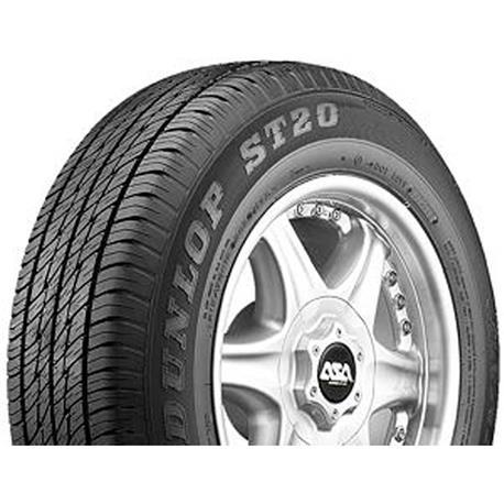 Dunlop 235/60 HR16 100H ST20 GRAND TREK, Neumático 4x4