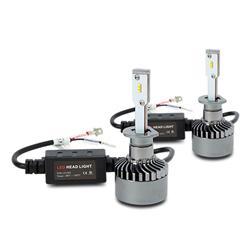 BOM12400 - Kit bombillas led h1 Superlite 6000k 25w