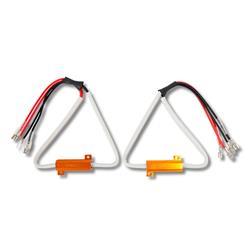 BOM12410 - Adaptador H1 canbus led 2 uds