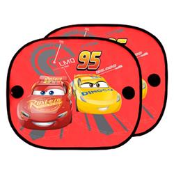 CARS101 - 2 cortinillas coche Cars Disney