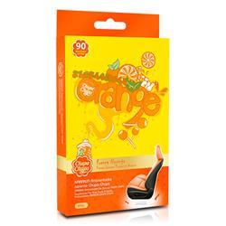 CHP903EU - Perfumador asiento naranja debajo 200 g chupa chups