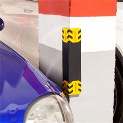 EXT99025 - 1 protector columna recta esquinera 370x75mm stopper