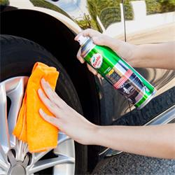 FG7811 - brillo plasticos aerosol 500ml Turtle Wax Green Line