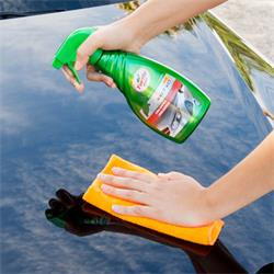 FG7834 - cera rapida 500ml Turtle Wax Green Line