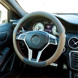 GOD7010 - Funda volante coche gris/marron confort GOODYEAR