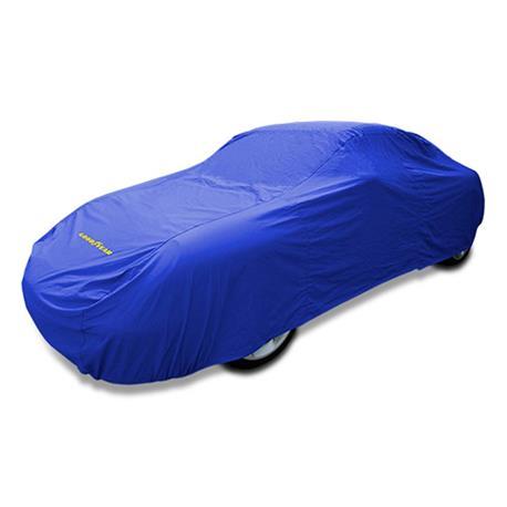 GOD7013 - Funda cubre coche GOODYEAR talla s 406 x 165 x 119 cm