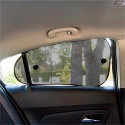 INT40116 - 2 cortinillas laterales 65x38 triple capa coche BCCORONA