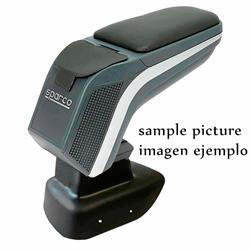 Kit Apoyabrazos gris + Adaptador SPARCO C4 05