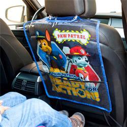 LPC106 - Protector asiento coche niño patrulla canina rejilla