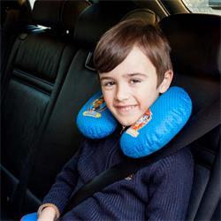 LPC110 - almohadilla cinturón coche cervical niño patrulla canina